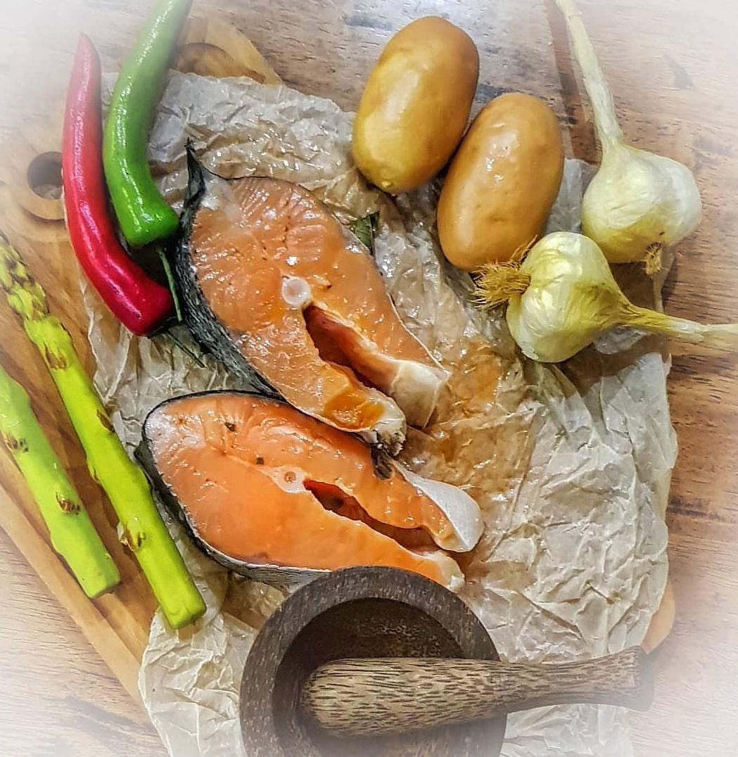 Соленая рыба в Иркутске
