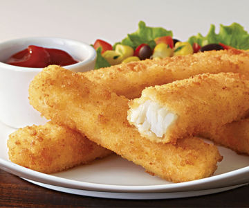 Палочки из рыбы-2