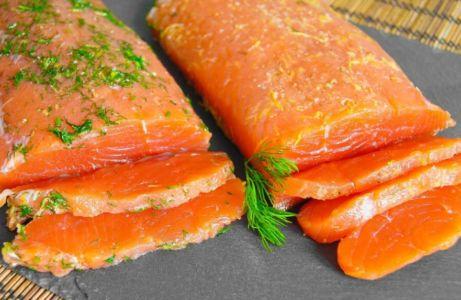 Соленая рыба в Ангарске