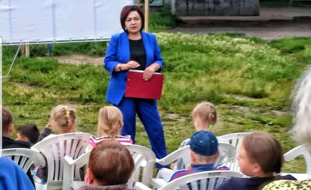 5 августа встреча с кандидатом